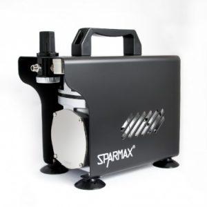 El Compresor AC-501X de Sparmax