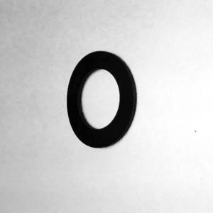 Gasket para aerógrafo Paasche Eraser