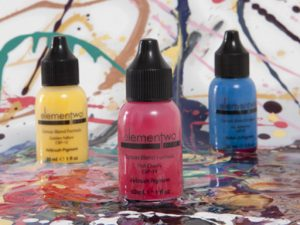 Canvas Blend Pigment Series Elementwo