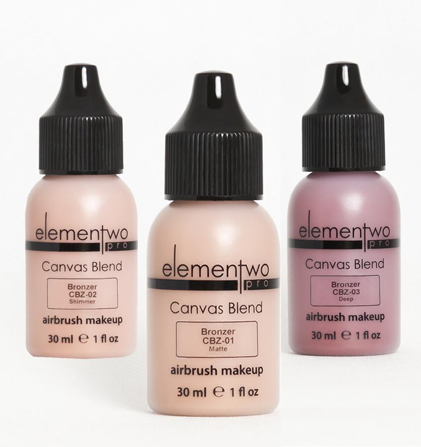 Canvas Blend Bronzer series Elementwo