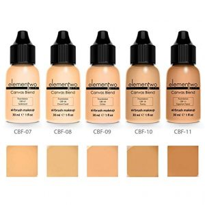 Elementwo Foundation Kit Med-Bronze