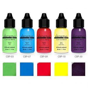 Elementwo Pigment Kit Matte